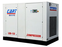 110kw 150hp (Direct Driven) screw air compressor with pretty price