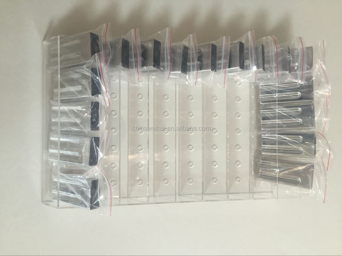 Clear Acrylic Popsicle Display Stand