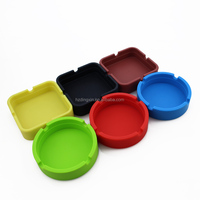 Best Sale Wholesale Unbreakable Durable Covered Ashtrays