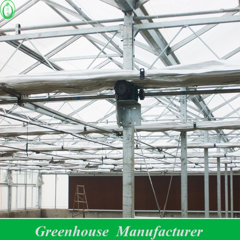 Shading Used Greenhouse Equipment for Sale