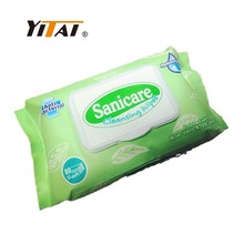 2016 Newest Spunlace Upgrade Soft Baby Wet Wipes for Baby