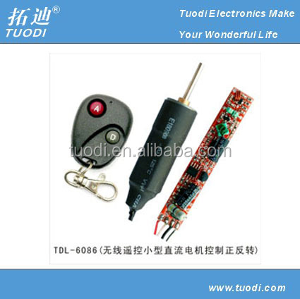 TDL-6086 programmable ir remote control
