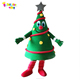 Christmas tree cartoon mascot costumes for adults