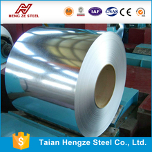 hot dipped zinc coated galvanized steel