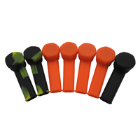 High Quality BPA Free Food Grade Silicone Spoon Tobacco Pipe