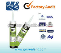 GNS acrylic sealant silicone sealant for stainless steel