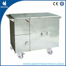 BT-SFT001 Best Quality hospital food transport carts