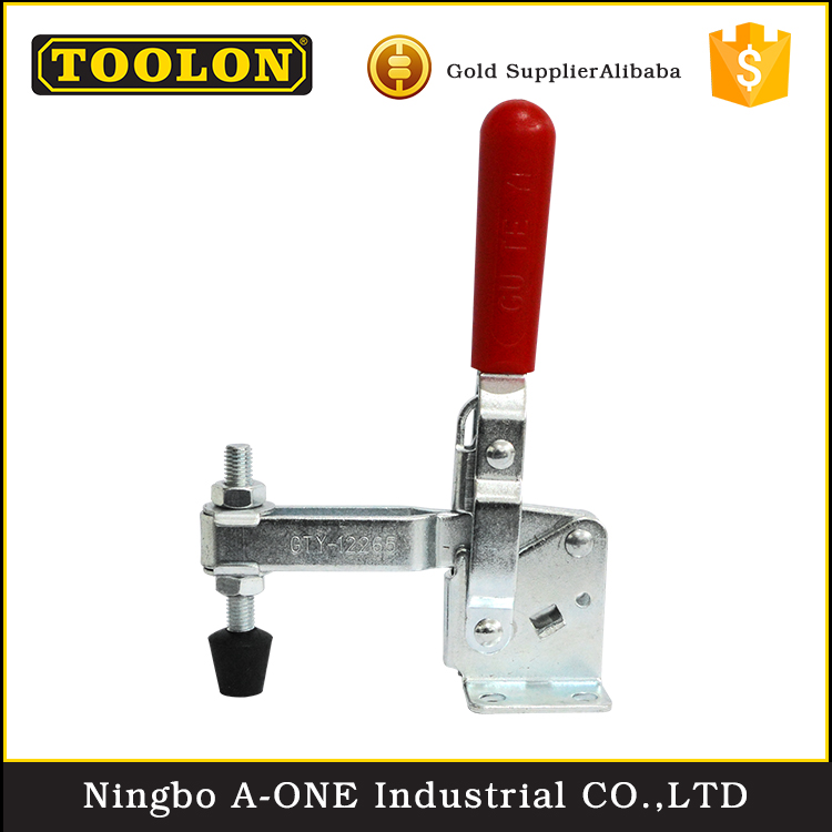 OEM Standard heavy duty stainless steel horizontal metal toggle clamp