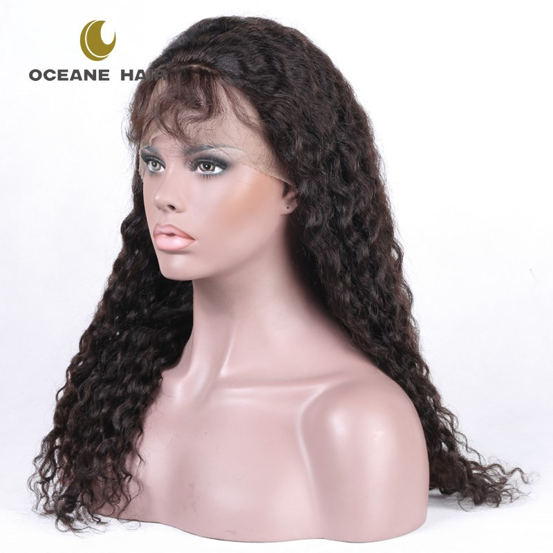 indian remy gray hair full lace wig wholesale brazilian human hair full lace wig