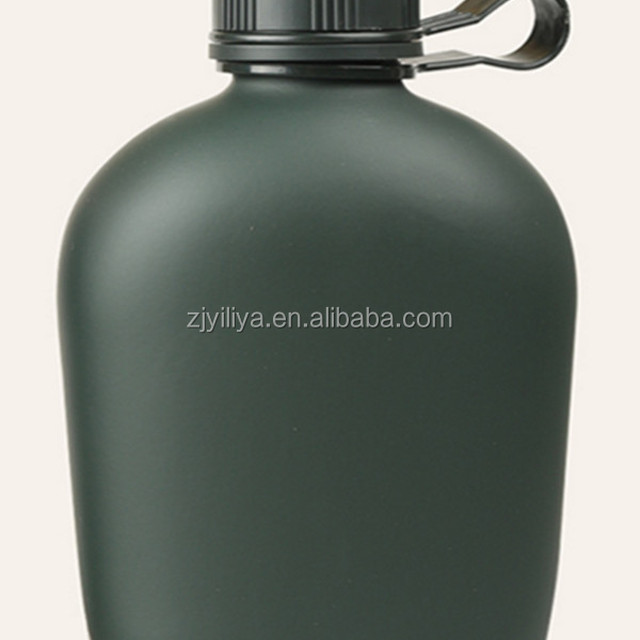Factory direct price mess tin army army water bottle aluminium bottle bpa free by factory audited, free sample