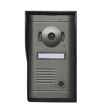 China Supply 4.3 Inch Color Video Doorphone With Extra Monitor