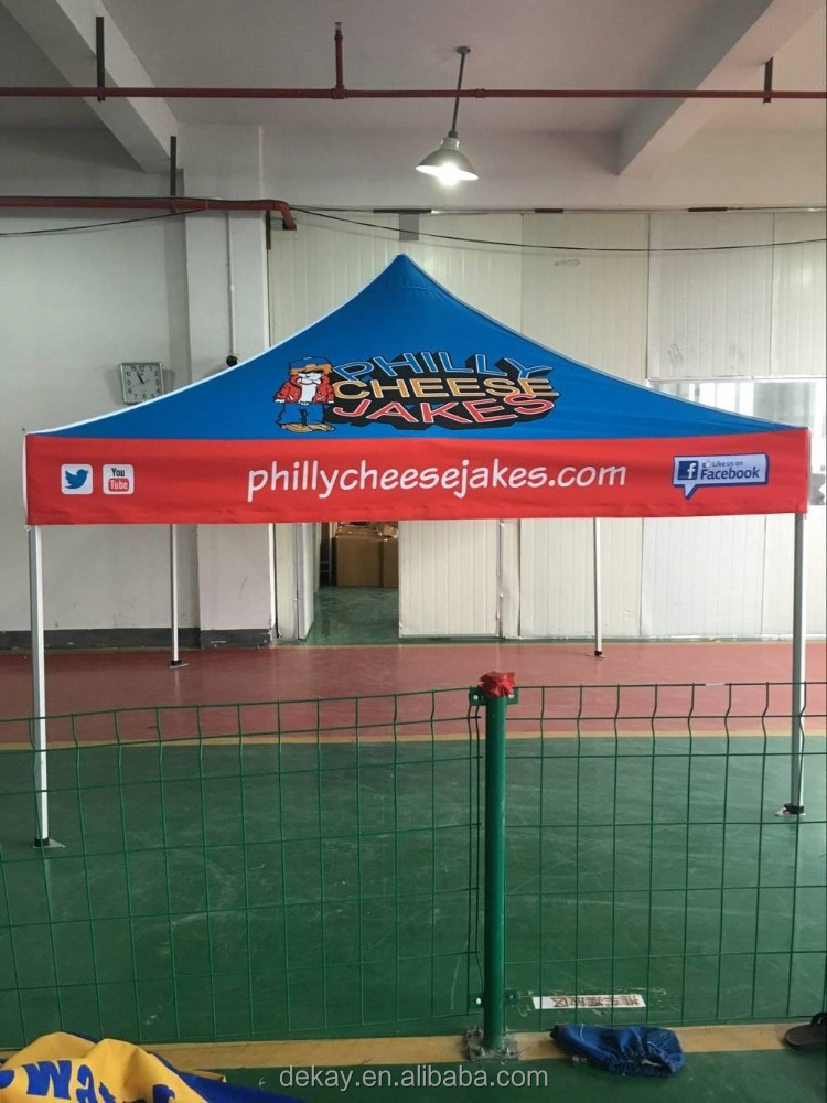 10x10ft advertising tradeshow pop up canopy 3x3m aluminum folding tent