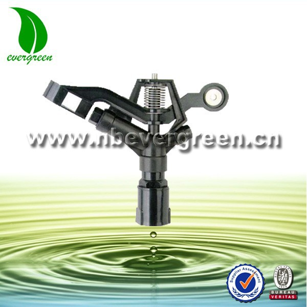 "China supplier commercial lawn equipment 1"" female agriculture irrigation sprinkler"