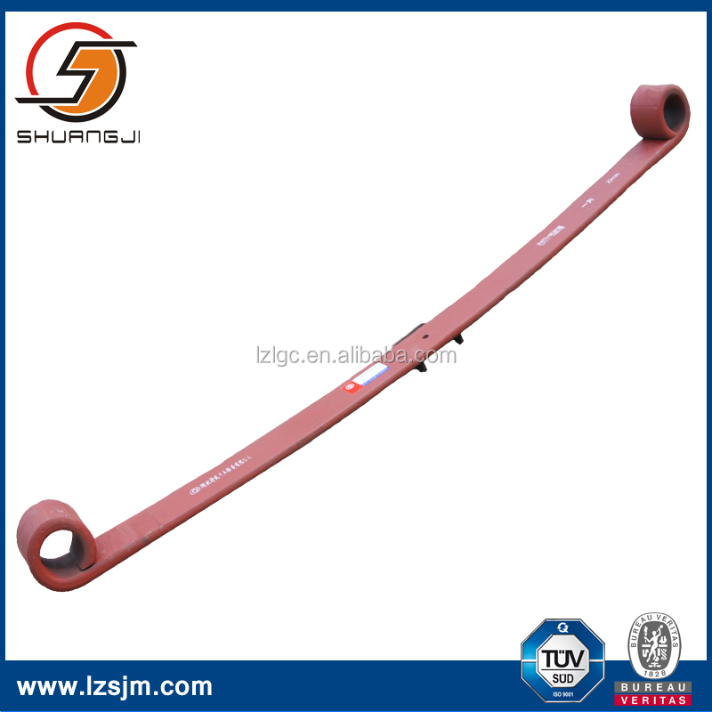 hot sale passenger bus leaf spring maker