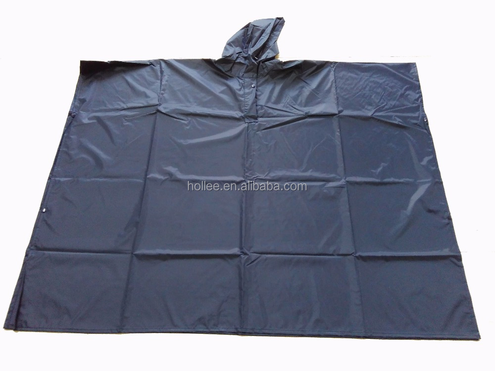 High quality rain poncho for bicycle