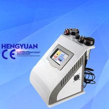 multi-polar RF lipocavitation machine