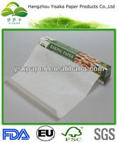 Virgin Wood Pulp Made Top Quality Baking Parchment Paper Roll