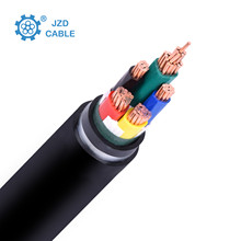 Best price of 0.6/1kv Copper conductor XLPE insulated Steel Wire Armoured PVC sheathed Power Cable