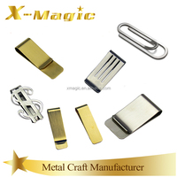Brass Stainless Steel Custom Pocket Blank