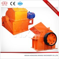 Effective top sale impact crusher hammer mill