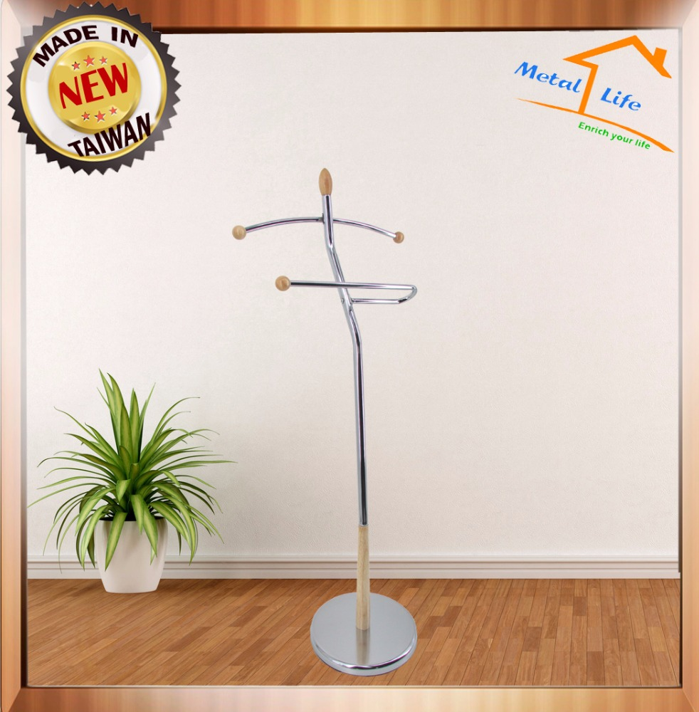 Modern office coat suit valet stand