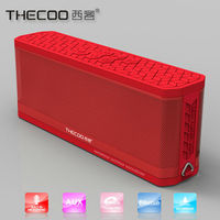 Latest craze 10w portable waterproof wireless bluetooth speaker bluetooth v4.0 bathroom speakers