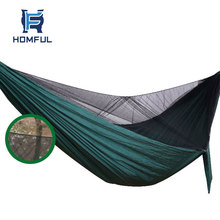 Best Parachute Hammock and Straps hanging travel hammock swings with mosquito net