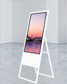 43''floor standing lcd advertising player floor standing lcd advertising player