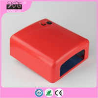 Hot selling 36w fast curing nail dryer uv lamp