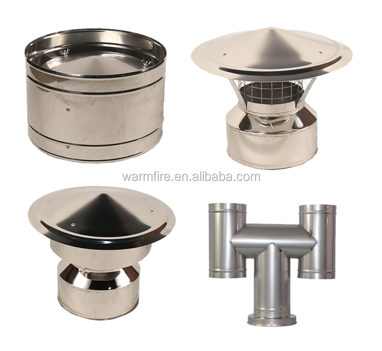 High Quality Modern Design Chimney Cap Stainless Steel