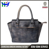 Famous brand European style vintage genuine designer leather bag woman fashion bags popular ladies handbags