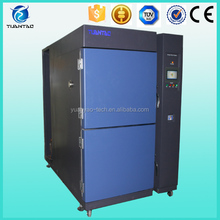 Environmental friendly programmable thermal shock chamber