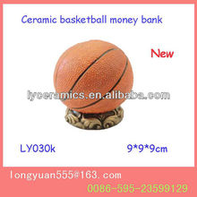 Ceramicball money box money bank