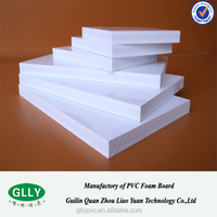 high density pvc door panel,pvc celuka board,hard foam board