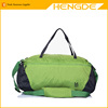 2017 Hot Selling Good Polyester Green Fancy Travel Bag
