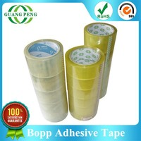 China Hot Sale Foshan Factory Supply Bopp Adhesive Sticky Tape For Sealing