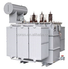 24kv 33KV three phase oil immersed power distribution transformer/toroidal /autotransformer/yueqing