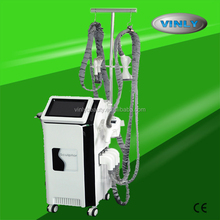 The Best Price Vacuum Rf Body Fat Reduction/Cellulite Removal Roller Massage Velashape Machine