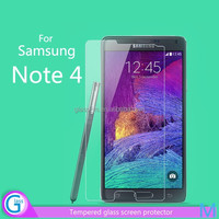 Diamond LCD Glass Screen Protector for Samsung Galaxy Note 4