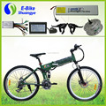 2015 NEW 21 speed gears 36v motor folding electric mountain bike for sale