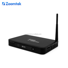 Zoomtak T8 Plus Amlogic S812 Quad Core Chromecast Internet Tv Box Indian Channels