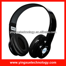 High Definition Wireless Foldable Bluetooth Headphones with Built-in Microphone