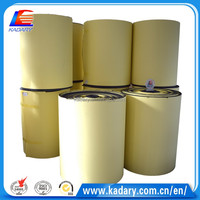high quality one side with adhesive eva roll