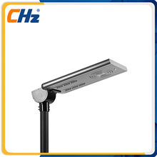 Hot selling best price 2 years warranty integrated led solar light in Garden lights