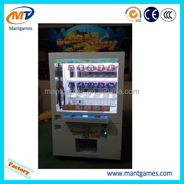 Happy claw crane machine game/claw crane toy vending machine/lottery mini toy crane game machine