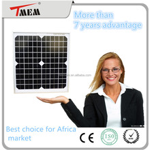 6V 3W-5W small size solar panel manufacture made in china