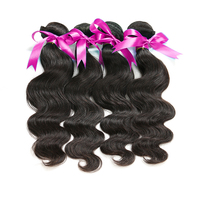 American market hot selling high quality 26 inch virgin remy brazilian hair weft