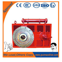 2016 China Bonfiglioli Crescent Extruder zlyj gearbox with spare parts