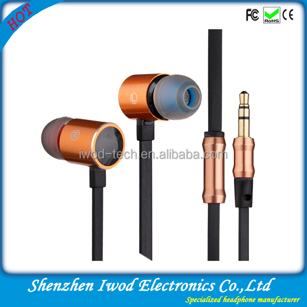 2014 best earphone for iphone samsung galaxy laptop MP3 MP4 hot sale in Korea bulk buy from China