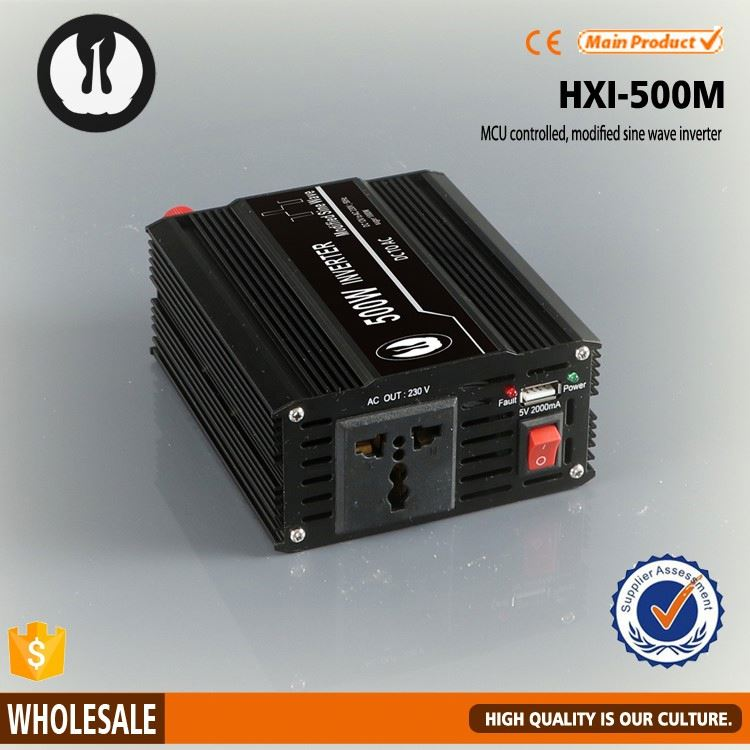 multifunction dc to ac power board 500w power inverter circuit with 1 year warranty